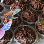 Cupcakes mit Canache